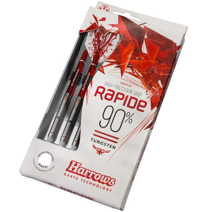Šipky soft Harrows Rapide
