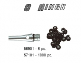 Bull´s O-Rings 6mm 6ks 56901