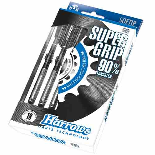 Harrows Šipky Supergrip 20gR 90%