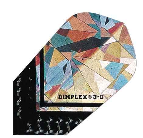 Letky DIMPLEX 3D Harrows  1110