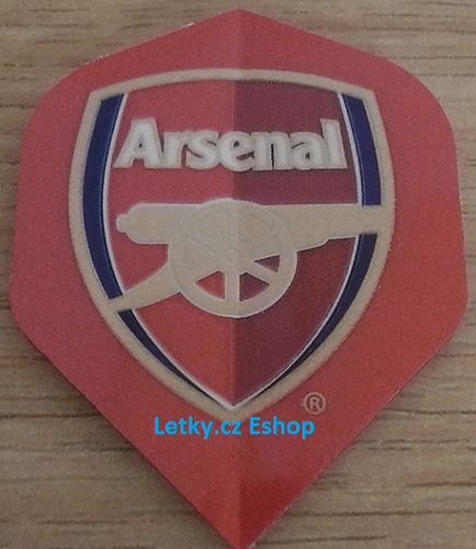 LETKY ARSENAL  PREMIER LEAGUE  FOOTBAL LICENSED LICENSED   F0938