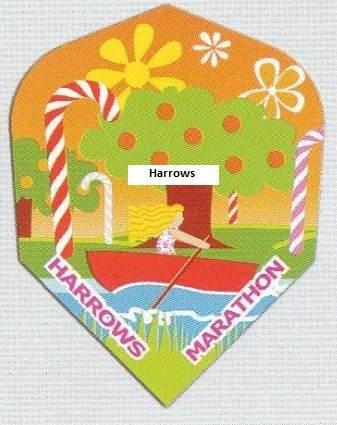 Letky MARATHON Harrows  1542