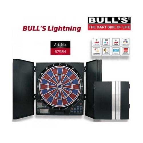 Elektronický dvouřádkový terč Bull's Lightning