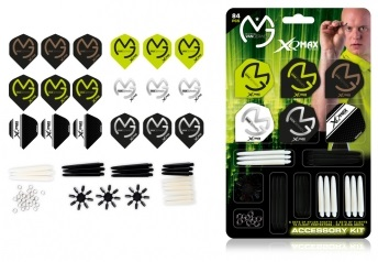 XQMax Darts Accessory Kit - Michael van Gerwen
