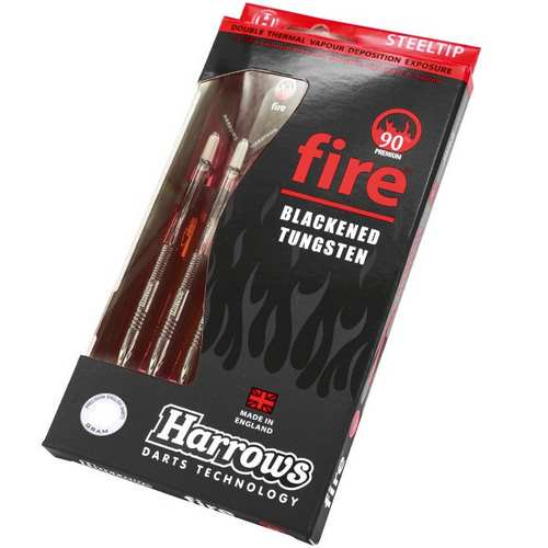 HARROWS ŠIPKY STEEL FIRE 90% 21GR RAOR GRIP