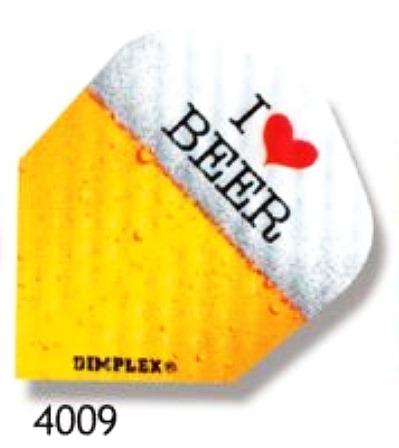 Letky DIMPLEX Harrows  4009