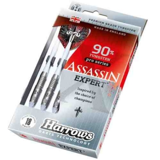 Harrows Šipky Assassin Expert AX2 18gR  90%