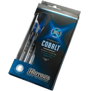 Harrows Šipky Steel Cobalt 90% 23gR