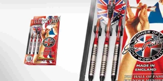 Harrows Šipky Eric Bristow softové 18gR