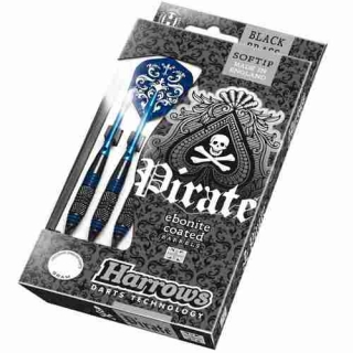 Harrows Šipky Pirate 16gK Blue