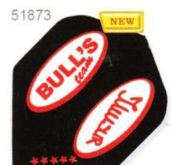 LETKY FIVE STAR TEAM BULL´S  51873