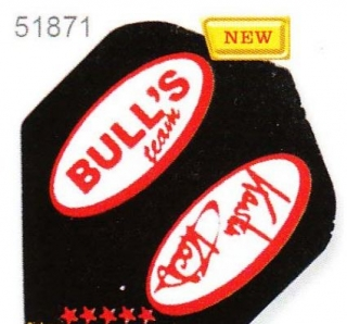 LETKY FIVE STAR TEAM BULL´S  51871