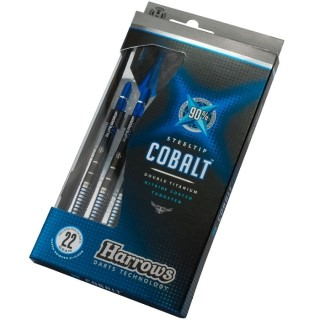 Harrows Šipky Steel Cobalt 90% 22gR