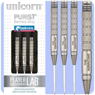 Šipky Unicorn Ultracore - Kim Huybrechts Darts - Purist - Phase 1 - 17-26g