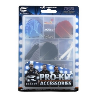 Target sada  Pro - Kit accessories