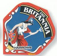 Letky na šipky Harrows English Pubs 2104s