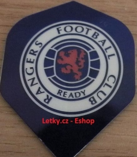LETKY GLASGOW RANGERS PREMIER LEAGUE FOOTBALL LICENSED F0951