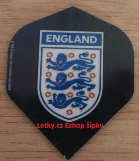 LETKY ENGLAND BLUE PREMIER LEAGUE FOOTBALL LICENSED F0949